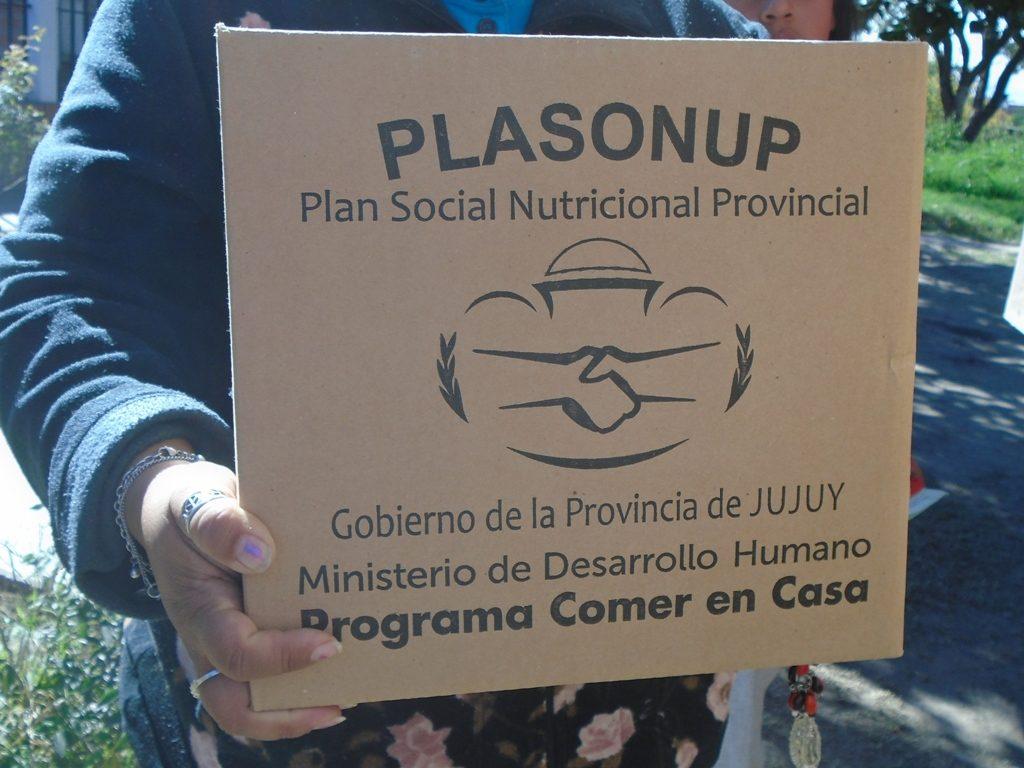 El lunes 25 comenzará la entrega de Unidades Alimentarias en localidades del departamento Valle Grande y de otras regiones